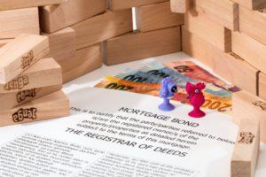Immobilier, Obligations Hypothécaires, Maison De Vente