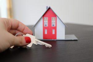 Maison, Clé, Immobilier, Politique De Confidentialité